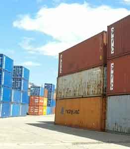 Oferta container maritim