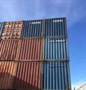 Preturi containere depozitare